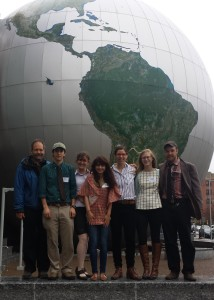 NSURS Students Present at the North Carolina Academy of Science – March 28-29, 2014